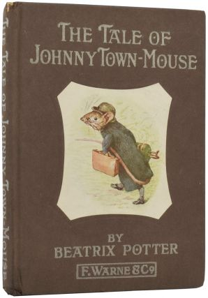 The Tale of Johnny Town-Mouse. Beatrix POTTER.