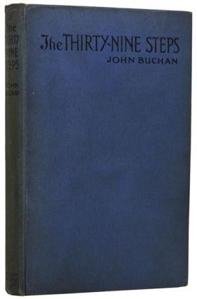 The Thirty-Nine Steps [39 Steps], John BUCHAN