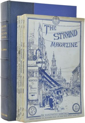 Romances from a Detective's Casebook [in] The Strand Magazine. 'The Jewelled Skull'; 'The Story...
