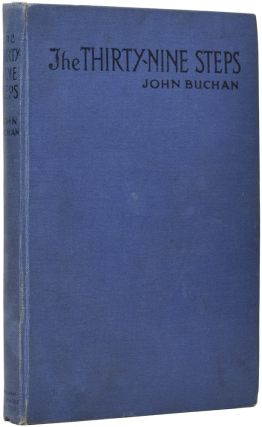 The Thirty-Nine Steps [39 Steps]. John BUCHAN.
