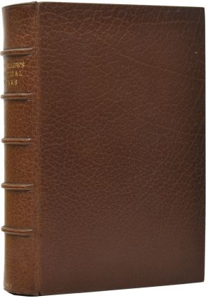The Poetical Works. Complete Copyright Edition. Henry Wadsworth LONGFELLOW