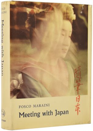 Meeting With Japan. Fosco MARAINI