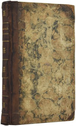 Original Letters, from Richard Baxter, Matthew Prior, Lord Bolingbroke, Alexander Pope, Dr....
