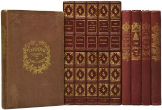The Christmas Books. A Christmas Carol; The Chimes; The Cricket on the Hearth; The Battle of...