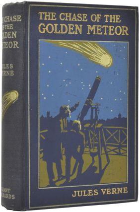 The Chase of the Golden Meteor. Jules VERNE