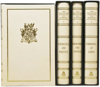 The Collected Essays of Sir Winston Churchill. The Centenary Edition. General Editor: Michael...