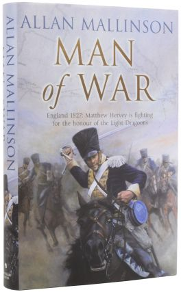 Man of War. Allan MALLINSON, born 1949