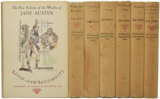 The Vox Edition of the Works of Jane Austen. Jane AUSTEN, Emile LEGOUIS, introduction, Maximilien...