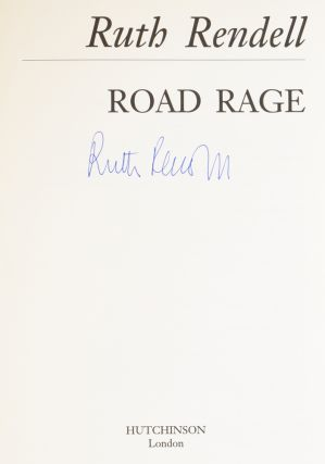 Road Rage. An Inspector Wexford Mystery. Ruth RENDELL