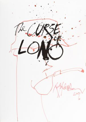 The Curse of Lono (with fine painting of Thompson). Hunter S. THOMPSON, Ralph STEADMAN
