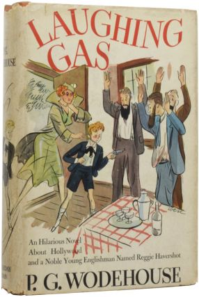 Laughing Gas. P. G. WODEHOUSE, Pelham Grenville