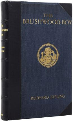 The Brushwood Boy. With Illustrations by F. H. Townsend. Rudyard KIPLING