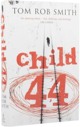 Child 44. Tom Rob SMITH, born 1979.