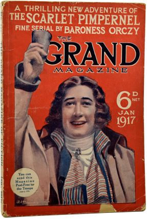 Lord Tony's Wife: An Adventure of the Scarlet Pimpernel [in] The Grand Magazine. No. 143....