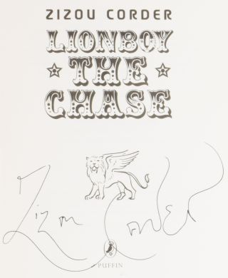 Lionboy: The Chase.