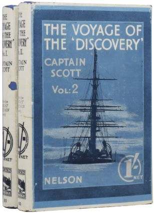 The Voyage of the Discovery. Robert F. SCOTT, Falcon