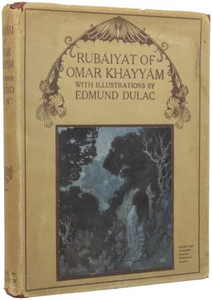 The Rubaiyat of Omar Khayyam. Translated into English Verse by Edward Fitzgerald. With...