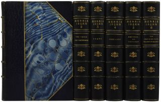 The Collected Works of Henrik Ibsen. Copyright Edition. William ARCHER, C. H. HERFORD,...
