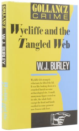 Wycliffe and the Tangled Web. W. J. BURLEY