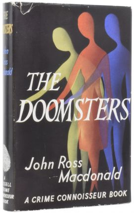 The Doomsters. John Ross MACDONALD, 1915–1983, Kenneth MILLAR