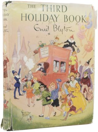 The Third Holiday Book. Enid BLYTON, Hilda BOSWELL