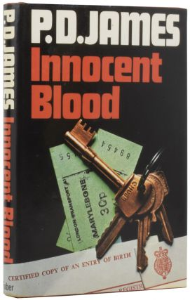 Innocent Blood. P. D. JAMES, Phyllis Dorothy