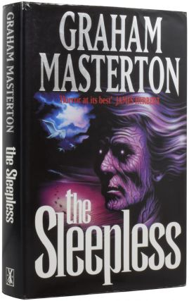 The Sleepless. Graham MASTERTON, born 1946