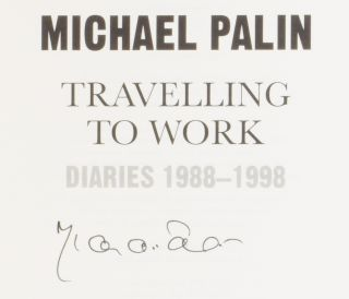 Complete Diaries: The Python Years, 1968-1979: Halfway to Hollywood, 1980-1988; Travelling to Work, 1988-98.