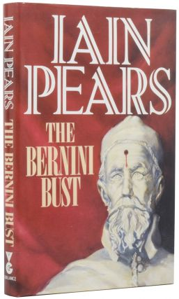 The Bernini Bust. Iain PEARS, born 1955