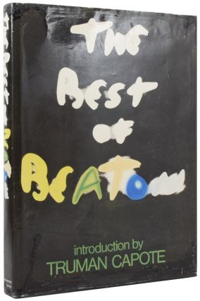 The Best of Beaton. With notes on the photographs by Cecil Beaton. Introduction by Truman Capote....