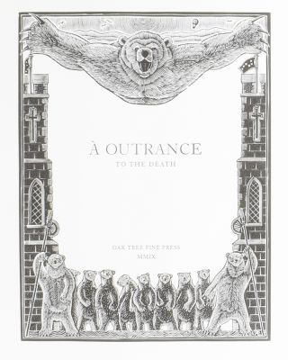 À Outrance [His Dark Materials]. Philip PULLMAN, born 1946