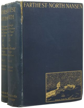 Farthest North. Being the Record of a Voyage of Exploration of the Ship Fram 1893-96 and of...