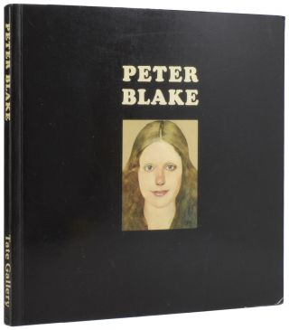 Peter Blake. Michael COMPTON, Nicholas USHERWOOD, Robert MELVILLE, contributors, born 1932