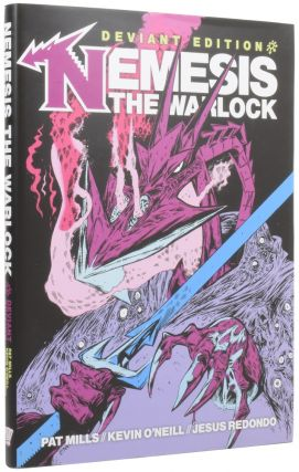 Nemesis the Warlock. Deviant Edition. Pat MILLS, born 1949, Kevin O'NEILL