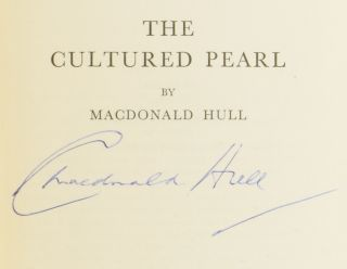 The Cultured pearl.