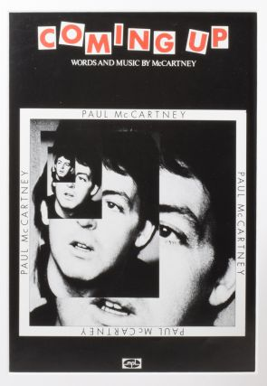 Coming Up. Paul McCARTNEY, born 1942