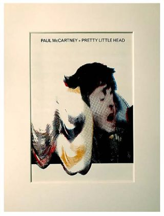 Pretty Little Head. Paul McCARTNEY, born 1942