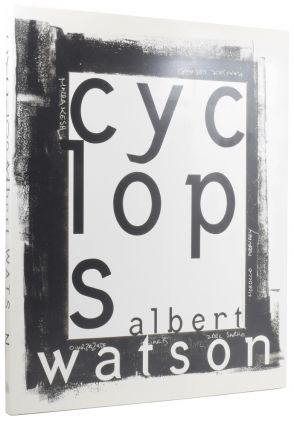 Cyclops. Albert WATSON, born 1942, James TRUMAN, introduction