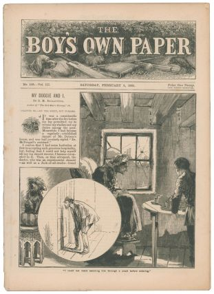 The Boy's Own Paper. No. 107, Vol. III and No. 108, Vol. III. R. M. BALLANTYNE