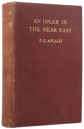 An Idler in the Near East. F. G. AFLALO