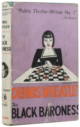 The Black Baroness. Dennis WHEATLEY