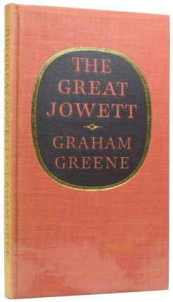 The Great Jowett. Graham GREENE