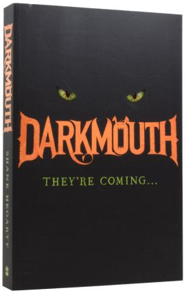 Darkmouth. Shane HEGARTY, James DE LA RUE