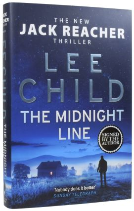 The Midnight Line. Lee CHILD, born 1954, James Dover GRANT