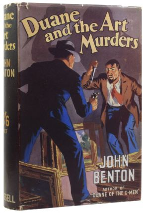 Duane and the Art Murders. John BENTON