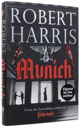 Munich. Robert Dennis HARRIS, born 1957