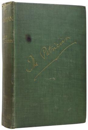 The Patrician. John GALSWORTHY