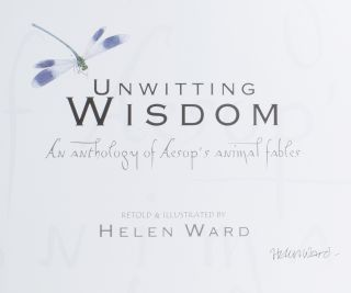 Unwitting Wisdom: An Anthology of Aesop's Animal Fables.
