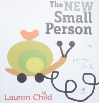 The NEW Small Person.