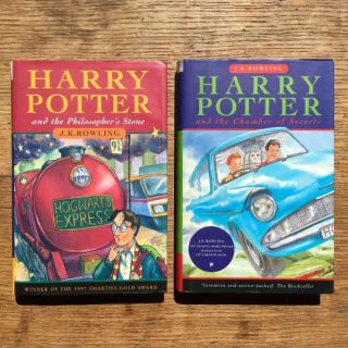The Harry Potter Gift Set. Harry Potter and The Philosopher's Stone [with] Harry Potter and The...